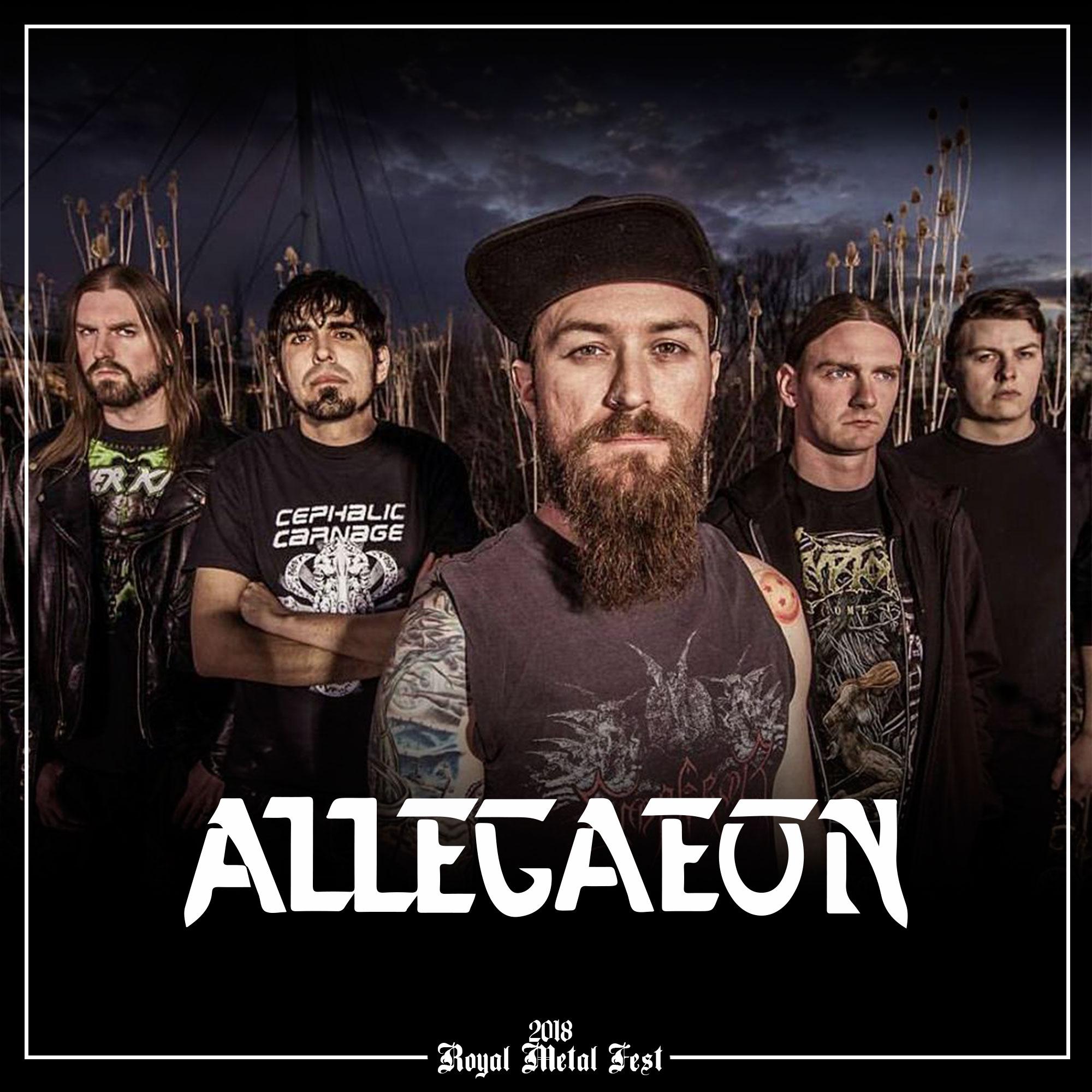 Allegaeon (US)
