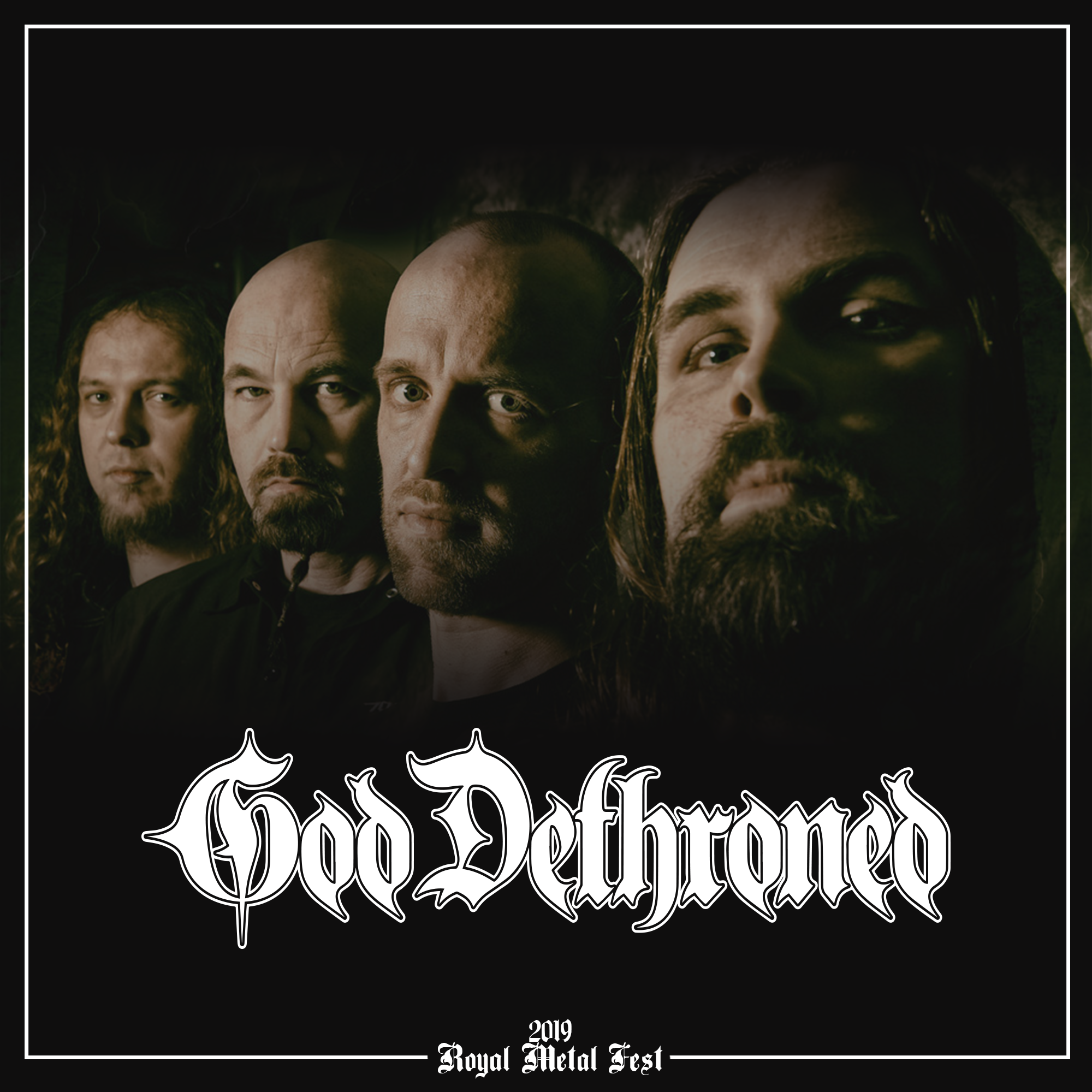 GOD DETHRONED (nl)