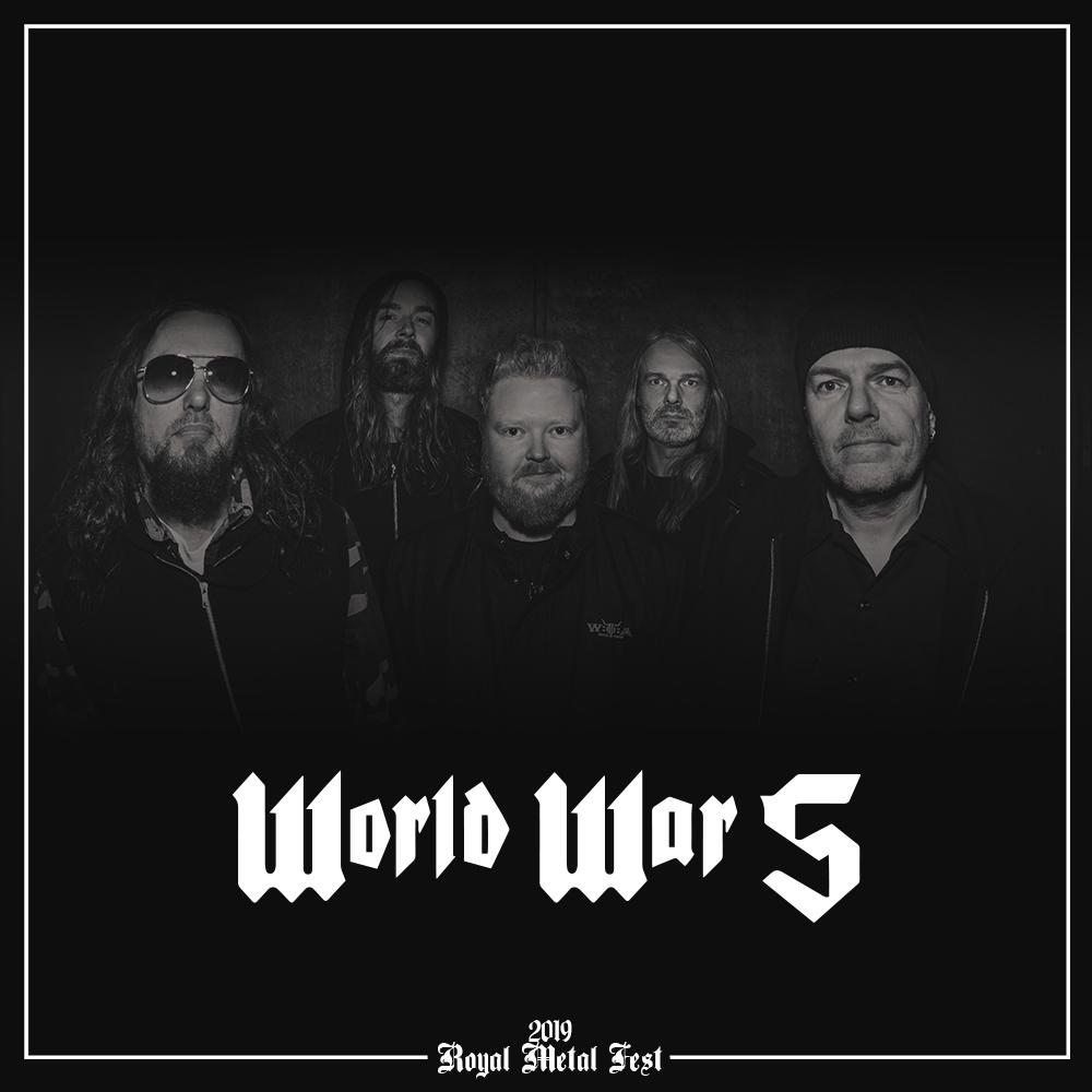 WORLD WAR 5 (dk)