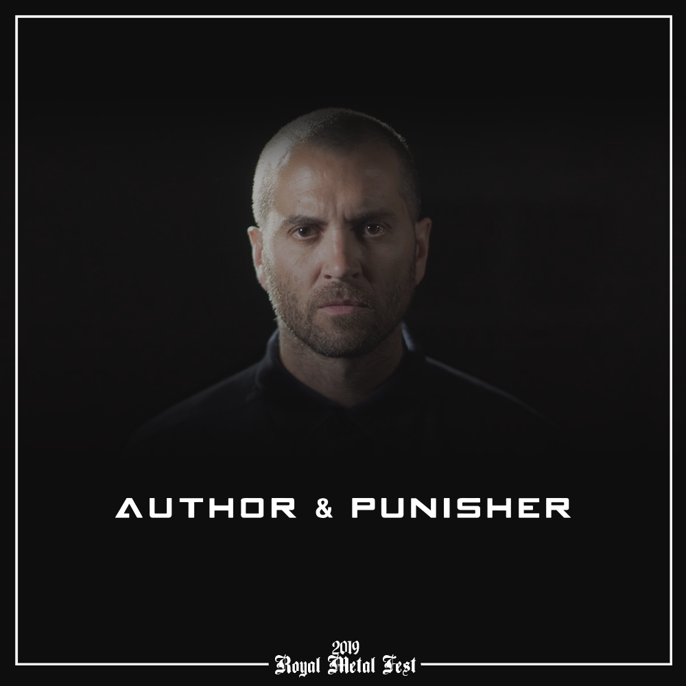 AUTHOR & PUNISHER (us)
