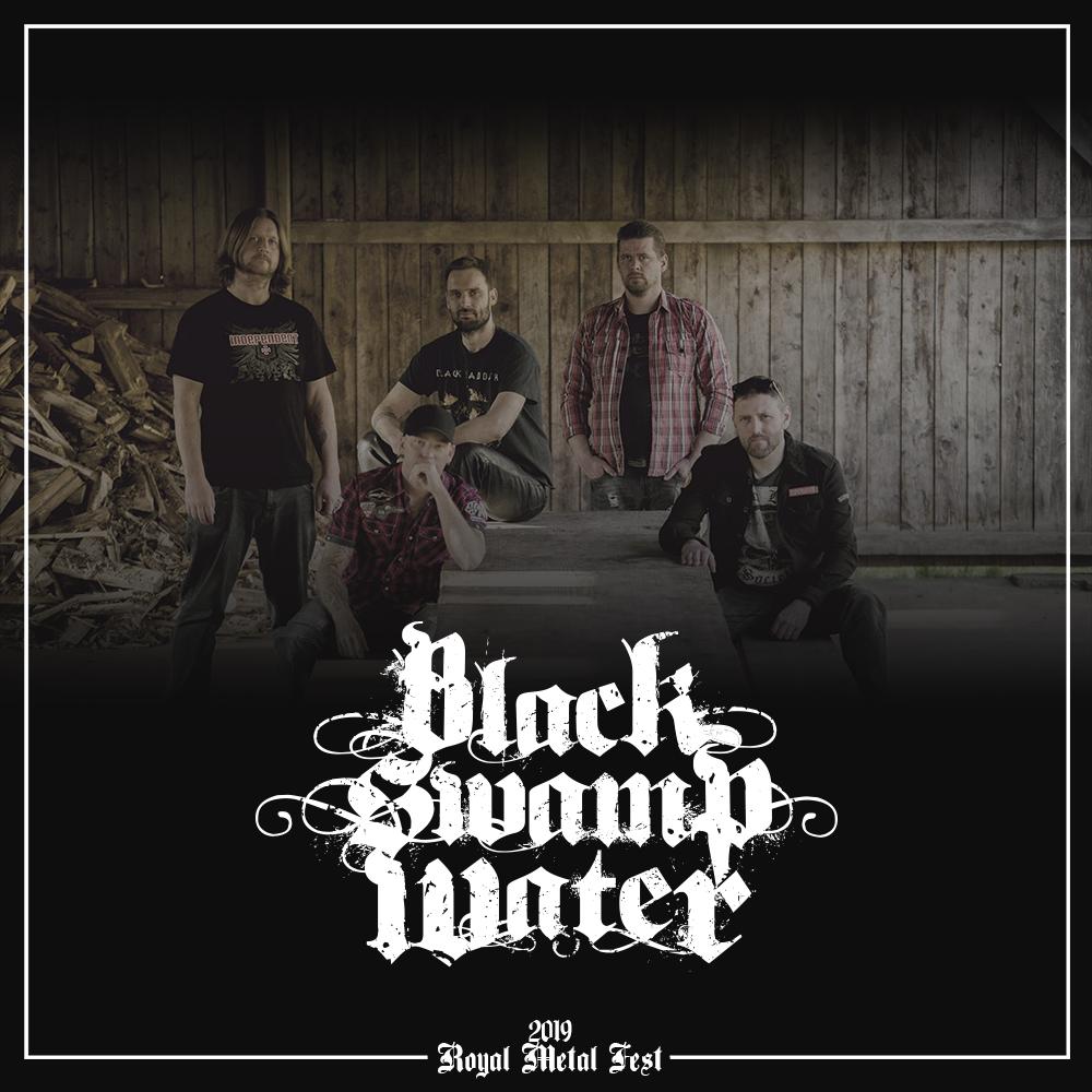 BLACK SWAMP WATER (dk)