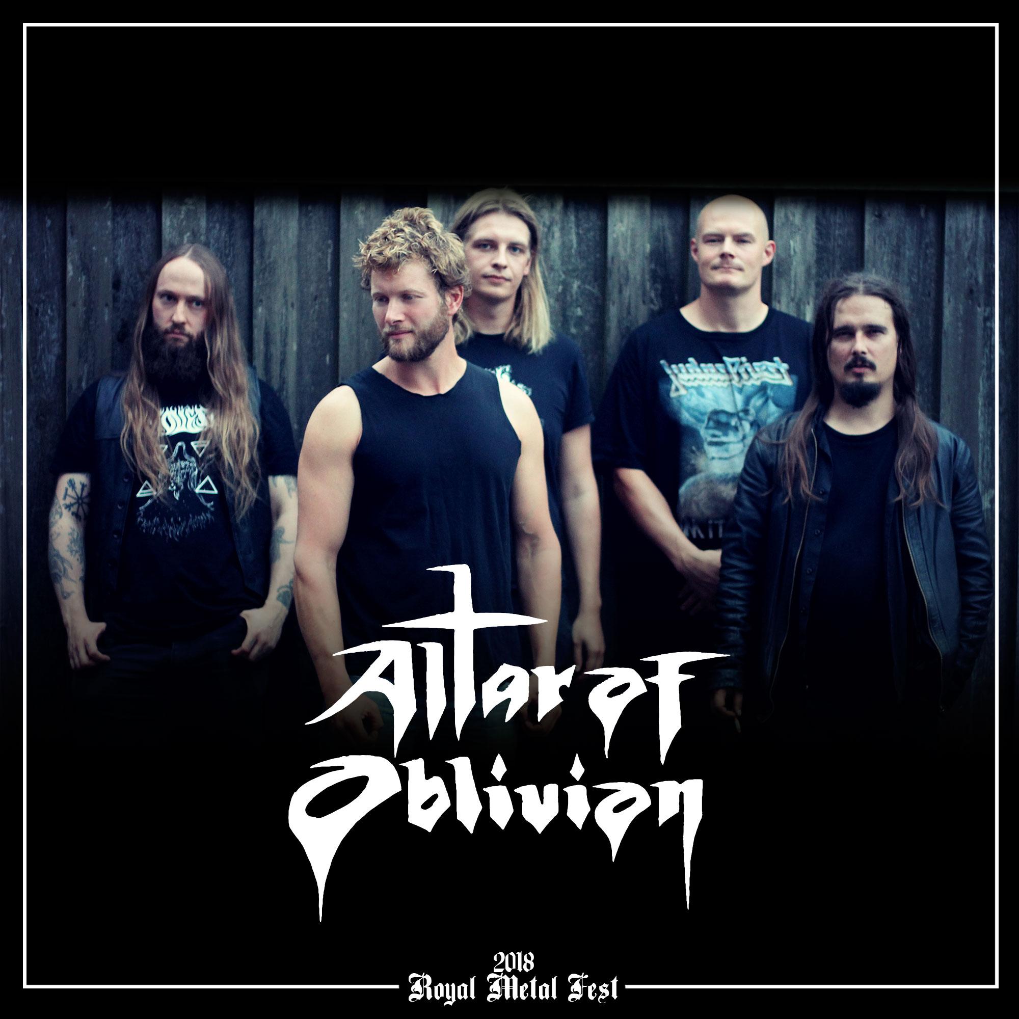 Altar Of Oblivion (DK)